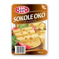 Ser Sokole Oko plastry 150 g