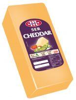 Ser CHEDDAR - blok ok. 2,5 kg