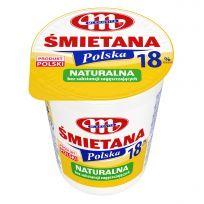 Śmietana POLSKA 18% gęsta 400 g