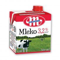 Mleko UHT 3,2% tłuszczu 500 ml