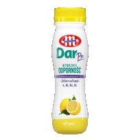 DarPRO fermentowany probiotyczny napój serwatkowy o smaku cytrynowym 150 ml