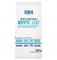 Koncentrat białek serwatkowych WPC 80 Super Body Active 700 g