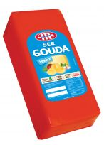 Ser Gouda lekka blok ok. 3,2 kg