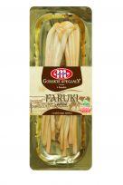 Górskie Specjały. Faruki - ser podpuszczkowy parzony wędzony 100 g