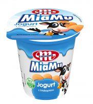 Jogurt MiaMu z biszkoptami 125 g