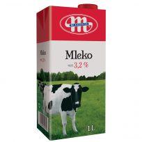 Mleko UHT 3.2% 1 L