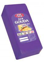 Ser Gouda bez laktozy blok ok. 3,2 kg