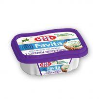 Favita serek kanapkowy - z czosnkiem niedźwiedzim - kubek 150 g