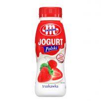 Jogurt Polski pitny truskawkowy 250 g