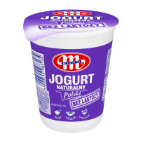 Polski Jogurt naturalny bez laktozy 350 g
