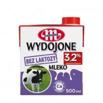 Wydojone bez laktozy 500 ml UHT