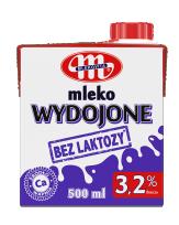 Wydojone bez laktozy 500 ml UHT 3,2%