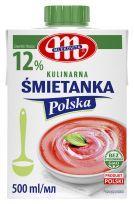 Śmietanka Polska 12% UHT 500 ml