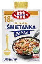 Śmietanka Polska 18% UHT 500 ml