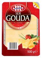 Ser Gouda plastry 500 g
