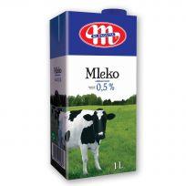 Mleko UHT 0,5% tłuszczu 1 L