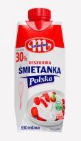 Śmietanka Wypasiona 30% UHT 330 ml