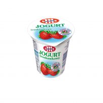 Jogurt truskawkowy 1,5% tłuszczu 150 g