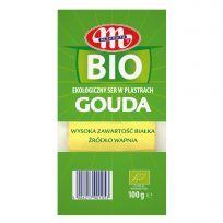 Ekologiczny ser w plastrach Gouda BIO BEZ GMO 100 g