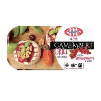 La Polle Camembert na grill ser pleśniowy z sosem żurawinowym 230 g (2 x 100 g ser + 30 g sos)