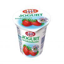 Jogurt truskawkowy 1,5% tłuszczu 400 g
