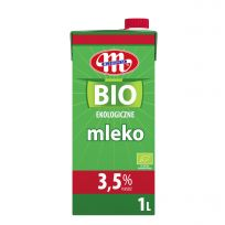 Mleko UHT ekologiczne BIO 3,5% 1 l