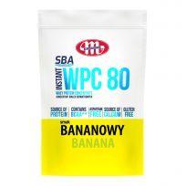 Super Body Active WPC 80 koncentrat białek serwatkowych instant bananowy 700 g