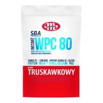 Super Body Active WPC 80 koncentrat białek serwatkowych instant truskawkowy 700 g