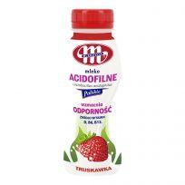 Mleko acidofilne truskawkowe 250 g