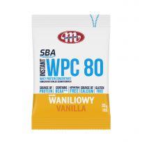 Super Body Active WPC 80 koncentrat białek serwatkowych instant waniliowy 30 g