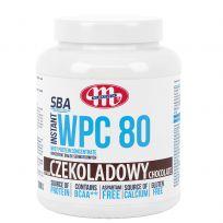 Super Body Active WPC 80 koncentrat białek serwatkowych instant czekoladowy 1000 g