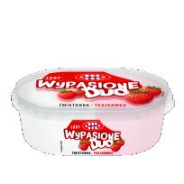 Lody Wypasione Duo 1 L śmietankowo-truskawkowe