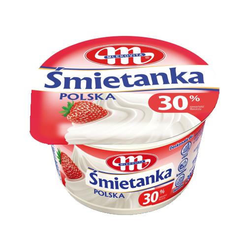 Śmietanka 30% POLSKA 200 ml