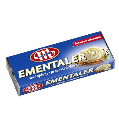 Ser EMENTALER topiony (kostka) 100 g