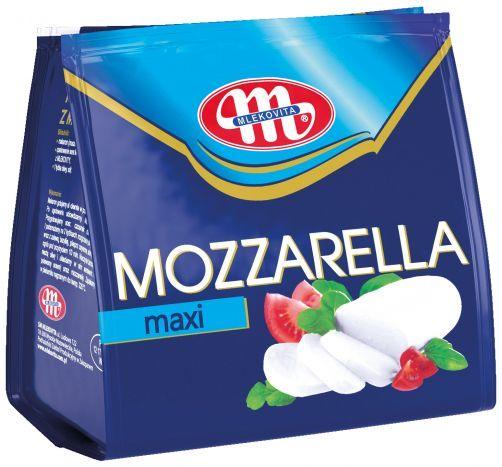 Ser MOZZARELLA maxi (wałek) 250 g