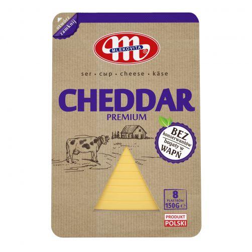 Ser Cheddar plastry 150 g