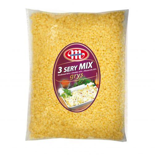 3 sery MIX 1 kg