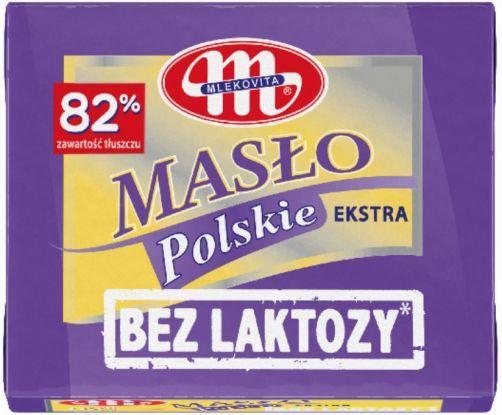 Masło Polskie bez laktozy 200 g