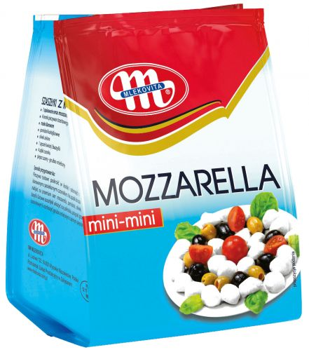 Ser Mozzarella mini-mini 120 g