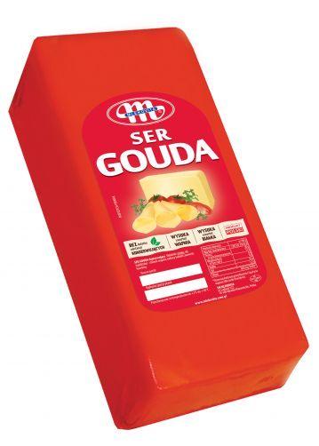 Ser Gouda blok ok. 3,2 kg