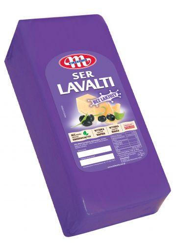 Ser Lavalti bez laktozy blok ok. 3,2 kg