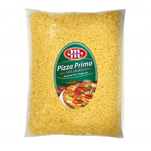 Pizza Primo eksklusivo cheese MIX 1 kg