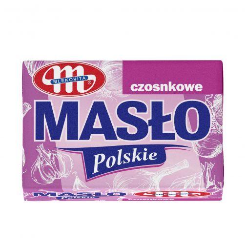 Masło Polskie czosnkowe 100 g