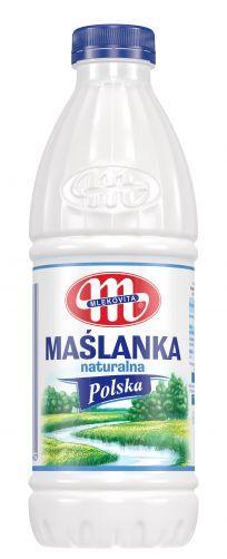Maślanka Polska naturalna 1 kg