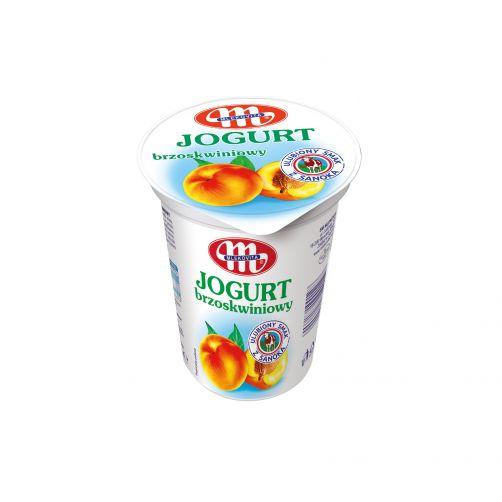 Jogurt brzoskwiniowy 1,5% tłuszczu 150 g
