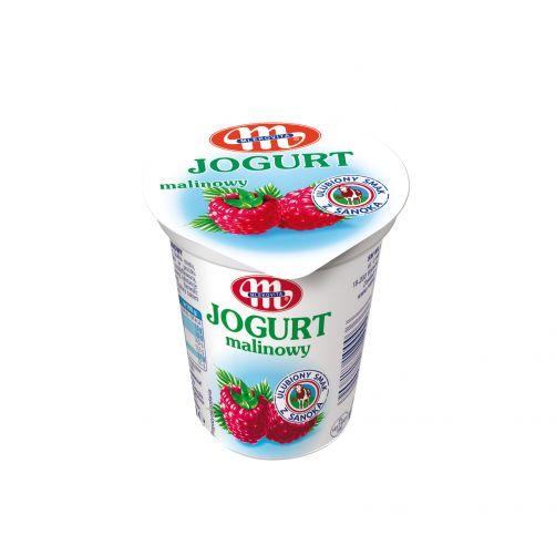 Jogurt malinowy 1,5% tłuszczu 150 g