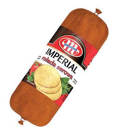 Imperial ser topiony z serem wędzonym 300 g