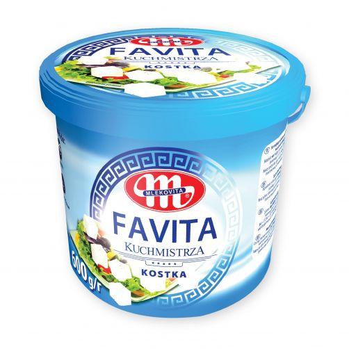 Ser Favita Kuchmistrza w kostkach - 1 kg