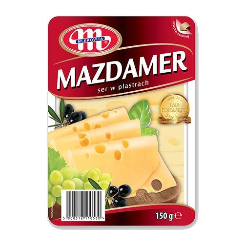 Ser Mazdamer plastry 150 g