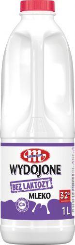 Mleko spożywcze Wydojone bez laktozy 3,2% 1 L